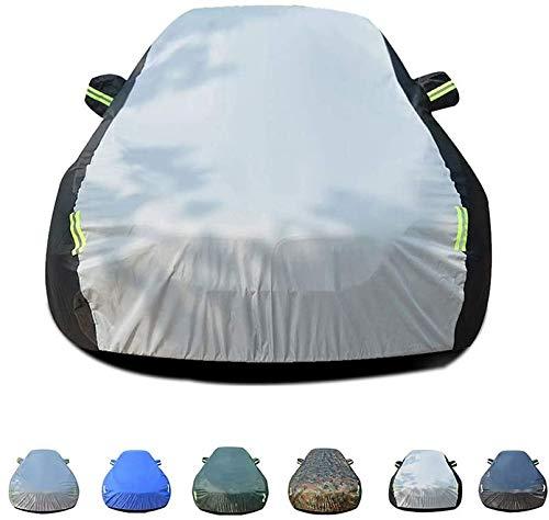 Compatible con Coche de la Cubierta Obras con Audi TT Coupe |Alterna Uso Dentro y Fuera |Resistente a la Lluvia, a Prueba de Viento, a Prueba de Polvo, Resistente a los Rayos UV no inflamable