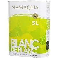 <白>ナマクワ ドライ・ホワイト バッグインボックス 3,000ml 箱ワイン ボックスワイン BOXワイン