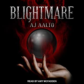 Blightmare     Marnie Baranuik Files, Book 5              By:                                                                                                                                 A.J. Aalto                               Narrated by:                                                                                                                                 Amy McFadden                      Length: 15 hrs and 13 mins     25 ratings     Overall 4.7