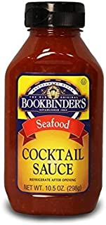 Bookbinders Cocktail Sauce, 10.5 Ounces (Pack of 3)