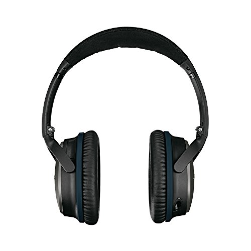 Bose QuietComfort 25 Acoustic Noise Cancelling Headphones for Android devices - Black (Wired)