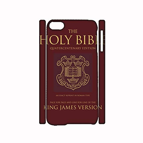 Desconocido Print with Bible Dropproof Hard Plastic Cases Compatible For Apple iPhone 7 8 4.7 Inch For Girls