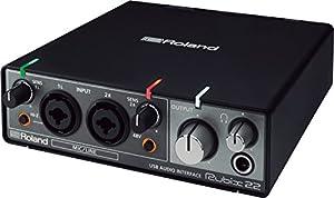 2-in/2-out interfaccia audio usb 2 preamplificatori microfonici senza far rumore con jack XLR Combo Porte MIDI IN/OUT Costruzione in metallo robusto e compatto Include in grado di Ton Live Lite