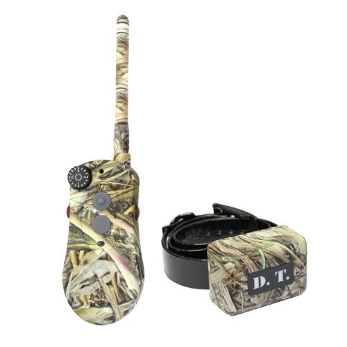 D.T. Systems H2O Series 1820 Plus Dog Training System Fatal Flight Camo Coverup, Expandable to 3...