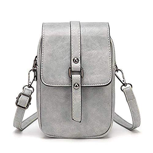 Womens Crossbody Shoulder Phone Bag Leather Travel Wallet Purse Pouch Pocket