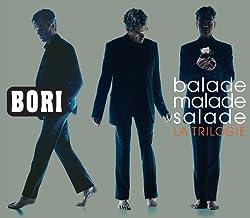 Balade Malade Salade-La Trilogie by Edgar Bori