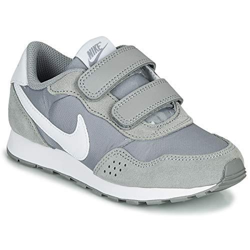 Nike MD Valiant (PSV), Sneaker Boys, Particle Grey/White, 28 EU