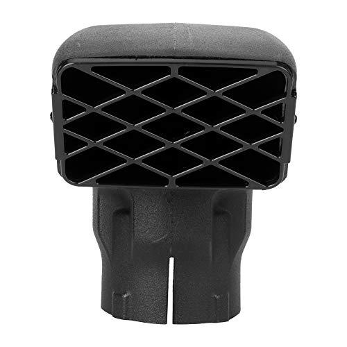 Snorkel Head - Air Snorkel Head 3.5 pulgadas Air Ram Snorkel Head Accesorio de repuesto compatible con Landcruiser