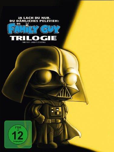 Family Guy Trilogie - Ja, lach du nur, du dämliches Pelzvieh [3 DVDs]