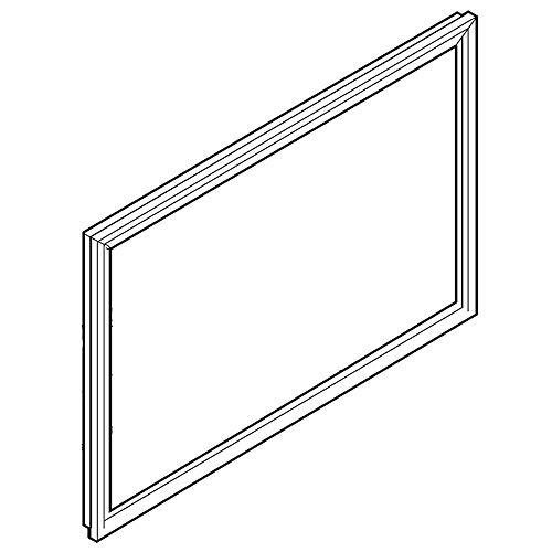 LG ADX52752647 Refrigerator Freezer Door Gasket Genuine Original Equipment Manufacturer (OEM) Part