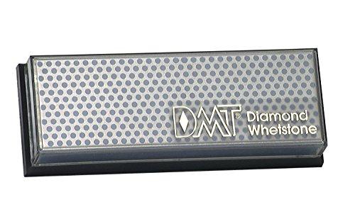 DMT Diamond Whetstone Wetzstein– grob mit Plastikbox, 15,2 cm / 6 Zoll, 1 Stück, W6CP