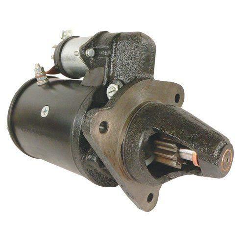 Starter NEW Allis Chalmers Diesel 180 185 200 6060 6080 840 940 w/27558 -  ESellSimple, 27558E