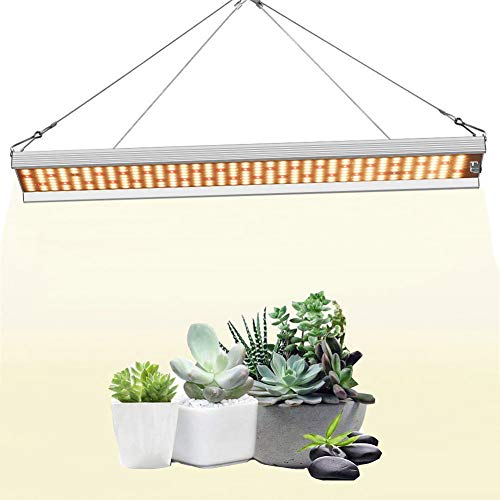 Sunlike Led Grow Lights Full Spectrum Plant Growing Lamp for Seedling, Greenhouse, Hydroponic, Plug-in Powered