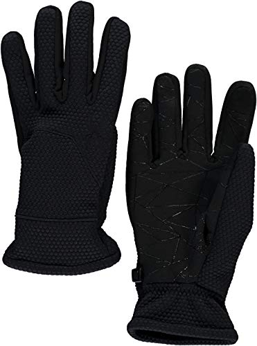 Spyder Active Sports Men's Encore Glove, Black, Large