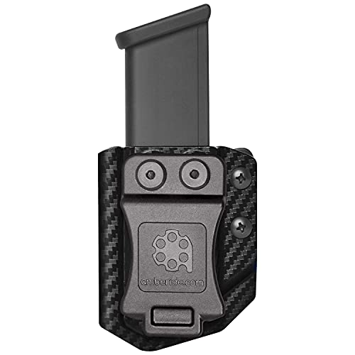 Universal Mag Carrier IWB/OWB Magazine Holster Fit: 9mm/.40...