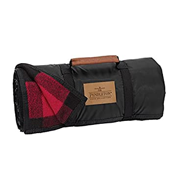 Pendleton Roll Up Blanket, Rob Roy