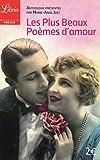 Les plus beaux poèmes d'amour - J'AI LU - 13/05/2005