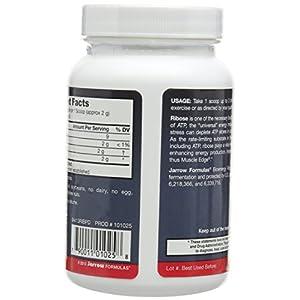 Jarrow Formulas Ribose Muscle Edge Powder 100g