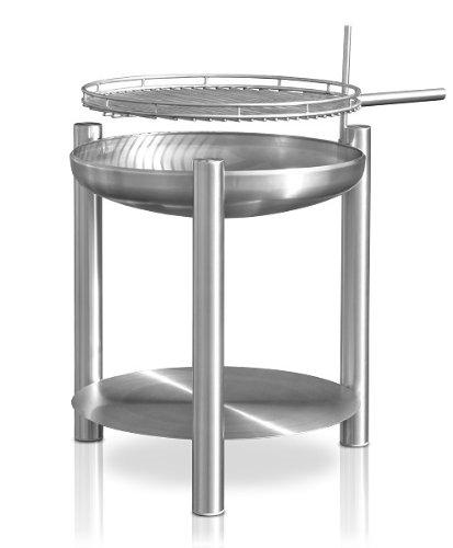 ricon Edelstahl Grill, Ø 70 cm, deutsche Herstellung