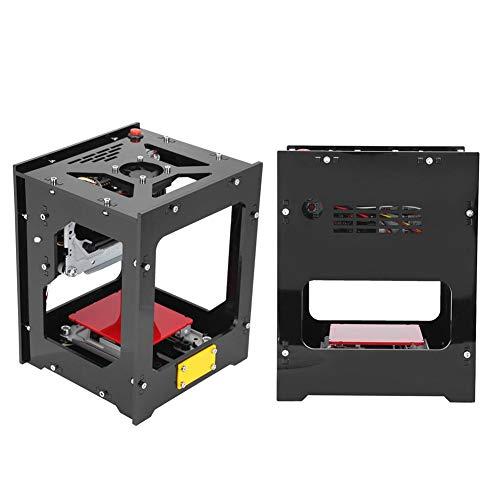 Engraving Machine Laser Engrave Printer Cutting Plotter for Depth Engraving Image Engraving 1500mW 550 * 550 Pixel High Solution
