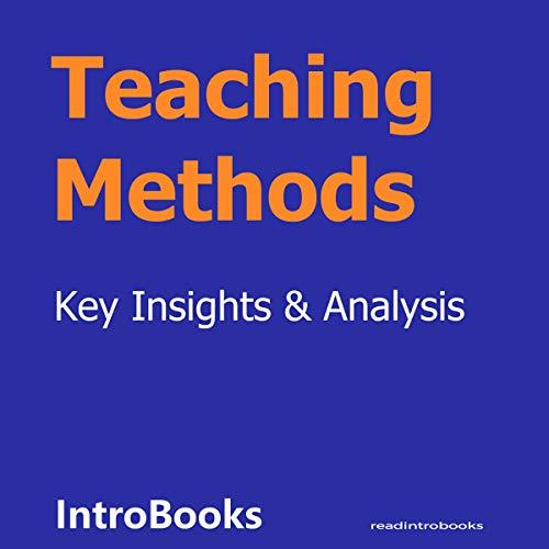 Teaching Methods  By  cover art