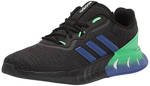 adidas Men's Kaptir Super Trail Running Shoe, Black/Sonic Ink/Carbon, 11.5