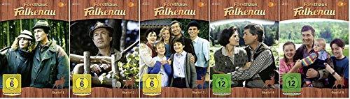 Forsthaus Falkenau - Staffel 1-5