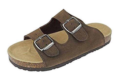 OUTWOODS Women's Bork 46 Brown Nubuck 9 M US