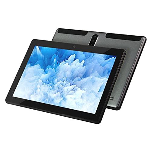 Monland Tableta 8 Pulgadas Netcom 4G Tableta Android Procesador de Cuatro NúCleos 32 GB Almacenamiento WiFi GPS Pantalla Completo HD Enchufe de la UE