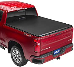 Tonno Pro Hard Fold, Hard Folding Truck Bed Tonneau Cover | HF-158 | Fits 2014-18, 19 Ltd./Lgcy GMC Sierra & Chevrolet Silverado 1500 6'6