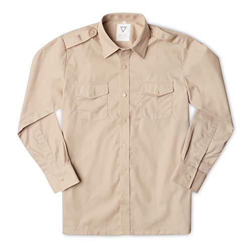 Camisa para niños estilo ejército de Fawn