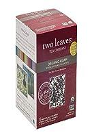 Two Leaves and a Bud, Organic Assam, The Original Breakfast Tea, 15 Sachets, 1.3 oz (37.5 g)