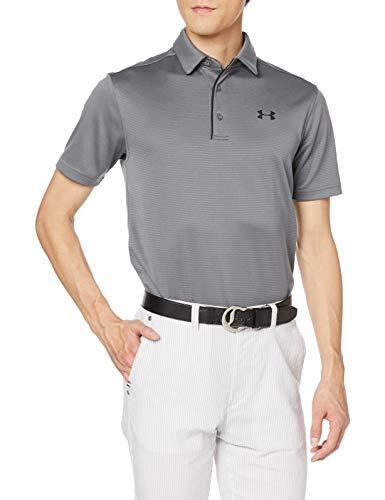 Under Armour Herren Tech Golf Poloshirt,grau (Graphite (040)), 3XL