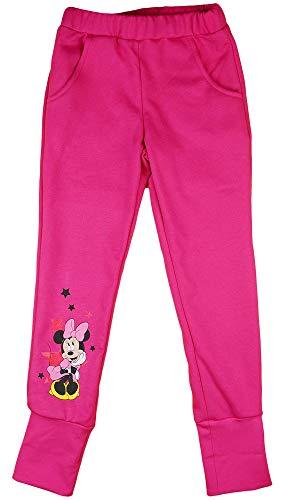 Mädchen Baby Kinder Freizeit-Hose Harem-Spiel-Jogging-Hose Minnie Mouse Disney Baby Gr 80 86 92 98 104 110 Baumwolle Warm für 1 2 3 4 5 Jähriges tolles Geschenk (Modell 2, 116)