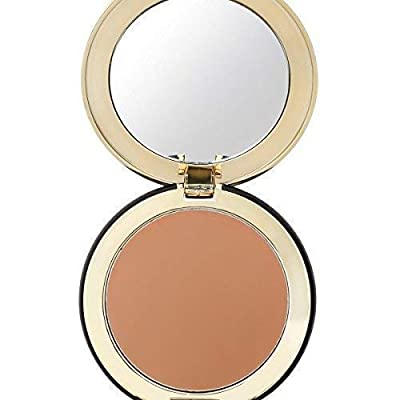 Silk Oil of Morocco Cream Foundation - Mineral Foundation Cream / Mineral Make Up ,Paraben Free Compact Foundation, Long Lasting Foundation, Vegan Makeup Vegan Foundation with Certified Organic Argan Oil and Organic Shea Butter (Tan)