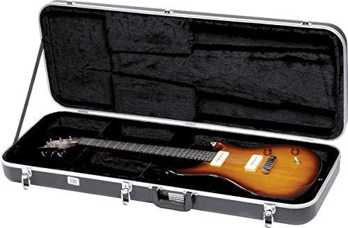 GATOR GC-ELECTRIC-A - Estuche para guitarra eléctrica (interior moldeado), color negro
