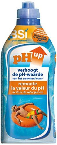 Bsi PH Up Flüssigkeit für erhöhen PH Schwimmbad-1L