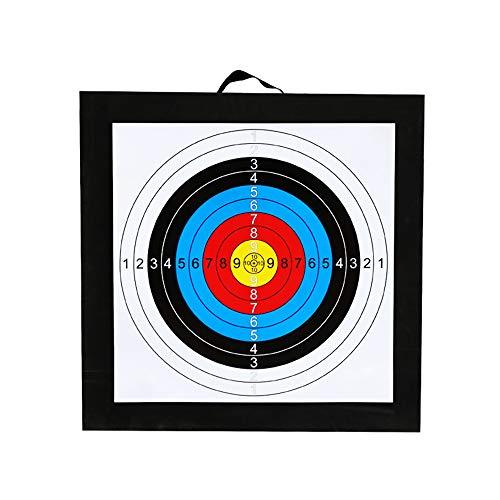 Robasiom Zielscheibe für Bogenschießen aus hochdichtem EVA-Schaum, Schießübung, Outdoor-Sport-Zubehör