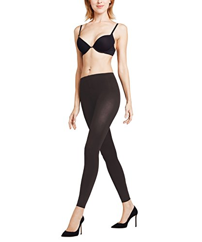 FALKE Pure Matt 100 den Damen Leggings anthracite (3529) M-L blickdicht & matt