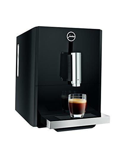 JURA A1 Piano Black Independiente Máquina espresso Negro 1,1 L 9 taza