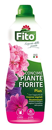 Fito SURFINIE E Piante Fiorite Plus Concime Liquido, Verde, 9.7x7.4x28 cm