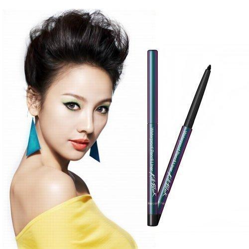 Clio Waterproof Pencil Eyeliner Kill Black with K-pop Star Hyo-Ri by Clio