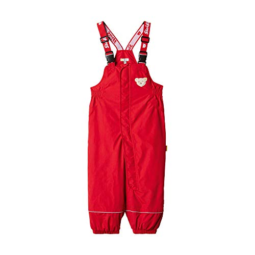 Steiff Mädchen Schneeanzug, Rot (TANGO RED 4008), 98