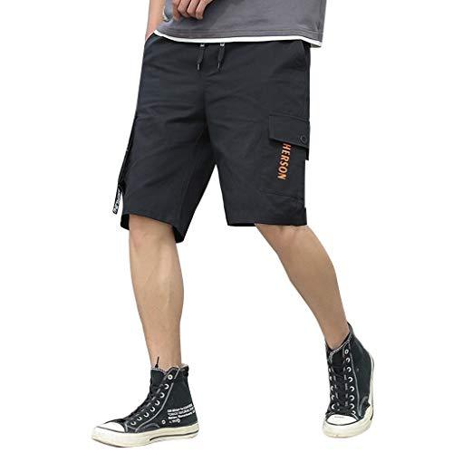 Herren Sommer Style Mode Beschläge Shorts Mode Bequeme Shorts
