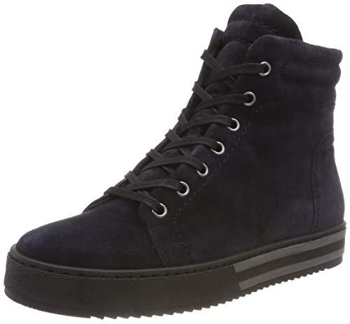 Gabor Shoes Damen Comfort Basic Stiefeletten, Blau (Nightblue (Mel.) 36), 37.5 EU