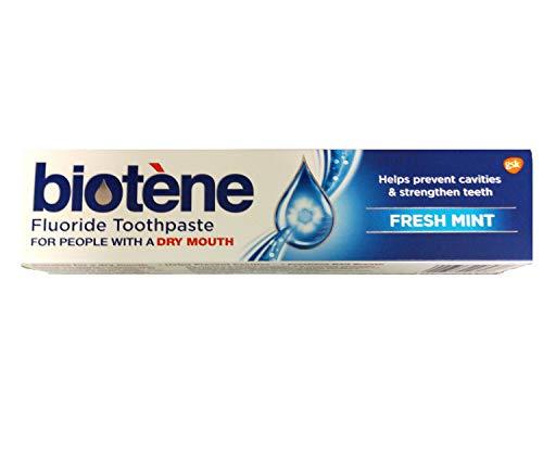 THREE PACKS of Biotene Toothpaste 100ml by Biotene
