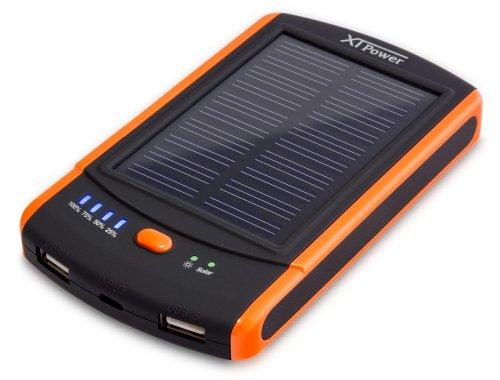 XTPower® MP-S6000 - Con Alimentazione Solare, Batteria...