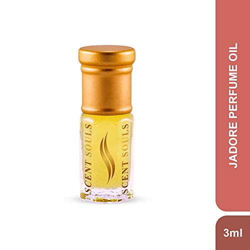 Scent Souls Jadore Long Lasting Attar Fragrance Perfume Oil For Women- 3 ml