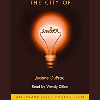 The City of Ember audiobook cover art