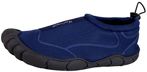 Bockstiegel Norderney Aqua-Schuhe | Damen | Profilsohle | Neopren, Größe:39/UK 5.5, Farbe:Norderney - Navyblau